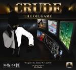 Stronghold Games Board Games Stronghold Games Crude The Oil Board Game