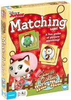Wonder Forge Sheriff Callie Matching Board Game