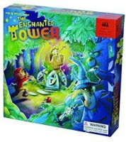 Schmidt Enchanted Tower Childrens Board Game
