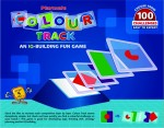 Playmate Board Games Playmate Colour Track Board Game