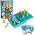 Think Fun Board Games Think Fun Thinkfun Hoppers Board Game