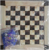 Scrazy 2 In 1 Wooden Chess & Ludo Board Game