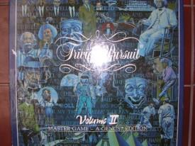 Trivial Prusuit Vintage Trivial Pursuit Volume Ii Master Genus Edition Board Game