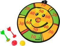 Simba World Of Toys - Dart Game 28cm Soft Smiley Board Game