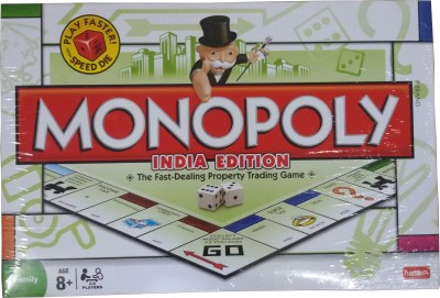 Funskool monopoly india edition board game rs 299 40 off