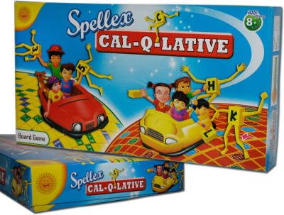 Sun Enterprises Spellex CAL Q LATIVE