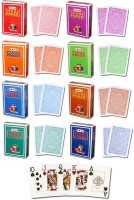 Modiano Texas Holdem Poker Cards Pack Of 8 Board Game