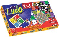 Sterling Ludo, Snakes And Ladders Board Game