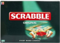 Mattel Scrabble Original - Brand Crossword Board Game: Board Game