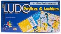 Ekta Ludo & Snakes N Ladder Board Game