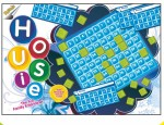Ratnas Board Games Ratnas Housie Game Board Game