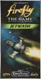Battlefront Miniature Firefly Jetwash Expansion Board Game