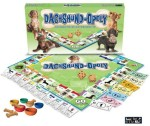 Late for the Sky Board Games Late for the Sky Dachshund opoly Board Game