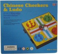 Starmark Chinese Checkers And Ludo Board Game