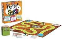 Patch Products Inc. Patch Products Perfect Sense Riddles That Make Sense Board Game