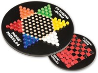 Mega Fun USA Megafun Usachinese And Traditional Checkers2In 1 Board Game