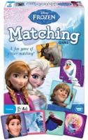 Disney Frozen Matching Board Game