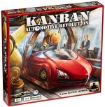 Stronghold Games Board Games Stronghold Games Kanban Automotive Revolution Board Game