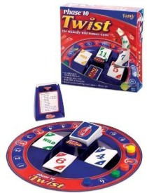 Fundex Phase 10 Twist Board Game