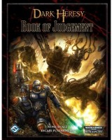 Fantasy Flight Games Dark Heresy The Book Of Judgment Board Game