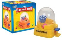 Virgo Toys Mini Basket Ball (Set Of 12) Board Game