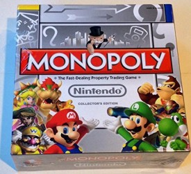 Hasbro Monopoly Nintendo Collector'S Edition Board Game
