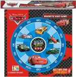iToys Board Games iToys Metallic Dart & Writing Cars Board Game