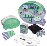 Patch Products Inc. Patch Productsinc Love It Hate It Board Game