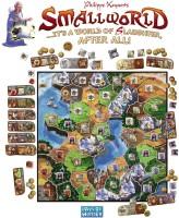 Funskool Asmodee Small World Board Game