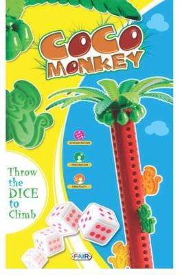 Ratnas Board Games Ratnas Coco Monkey Board Game