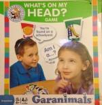 Garanimals Board Games Garanimals What'S On My Head Board Game