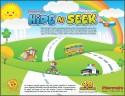 Playmate Hide N Seek Transport Board Game