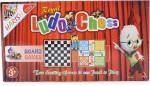 Harish Toys Board Games Harish Toys Royal Ludo & Chess Board Game