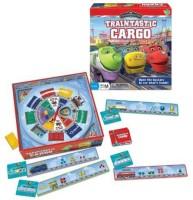 Wonder Forge Chuggington Traintastic Cargo Board Game