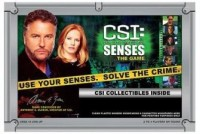 Specialty Board Games Csi Senses The Board Game