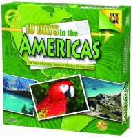Out Of The Box 10 Days In The Americas The Unpredictable Of Making Board Game