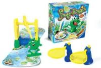 Pressman Toy Frog Tennis Board Game