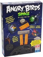 Mattel Angry Birds Birds In Space Board Game