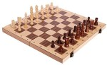 Best Chess Set Board Games Best Chess Set Alina Chess Inlaid Wood Folding With Pieces And Tray Ranks Board Game