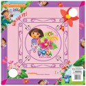 Dora The Explorer 2-in-1 Carrom Board With Ludo Board Game