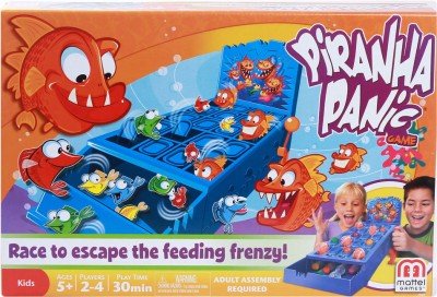 Games Games Piranha Panic Board Game