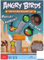 AV Shop Angry Birds Western Round Up Board Game