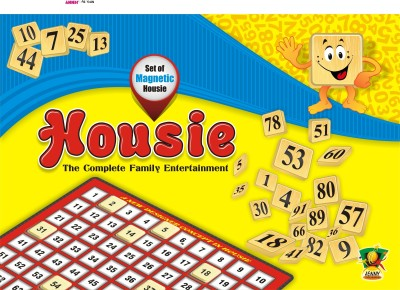 Yash Toys Board Games Yash Toys YT Magnetic Housie Board Game