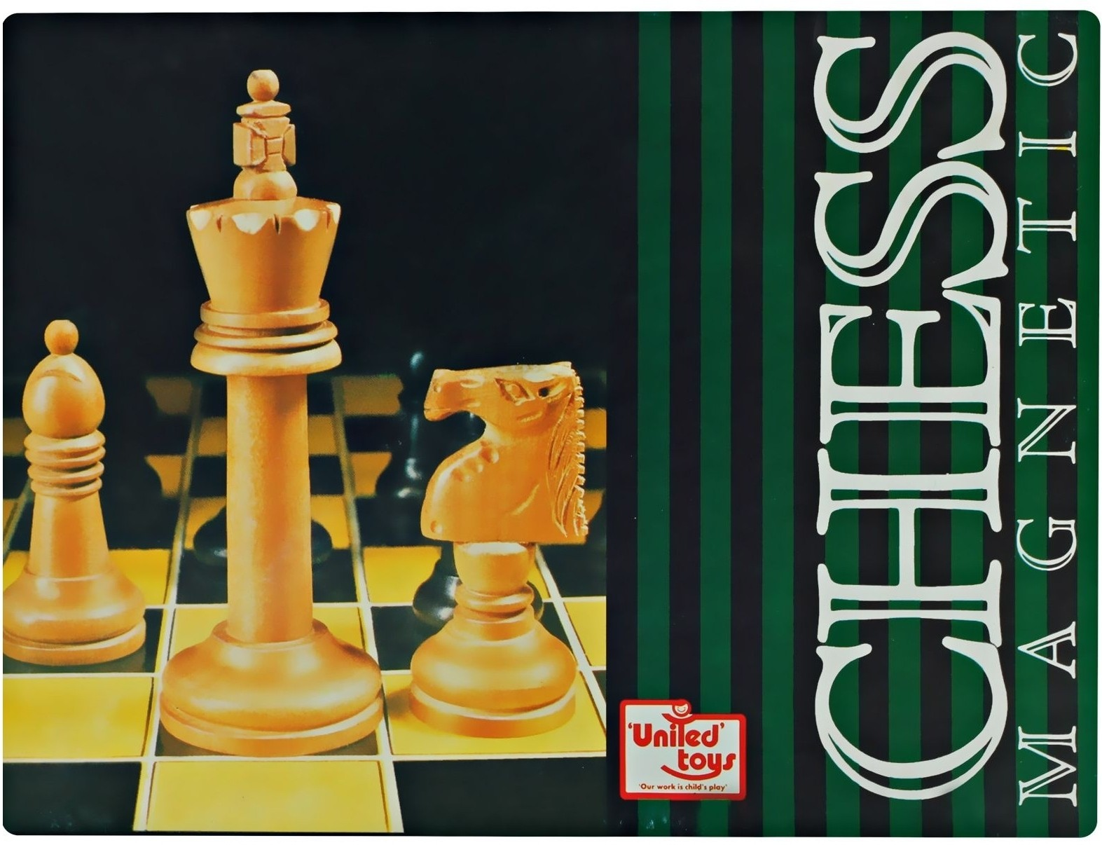 magnetic chess game price