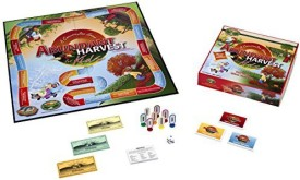 Harvest Time Kids Abundant Harvest Board Game