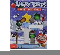 AV Shop Angry Birds Happy Holidays Board Game