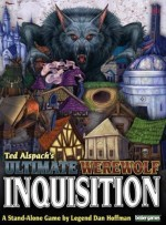 Bezier Games Board Games Bezier Games Ultimate Werewolf Inquisition Board Game