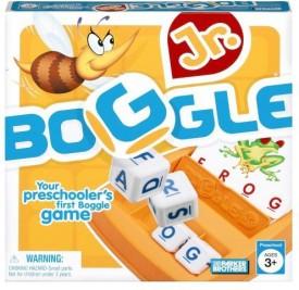 Hasbro Boggle Junior Board Game