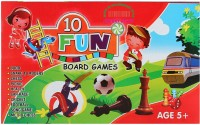 Cherry Berry 10 Fun Games Board Game