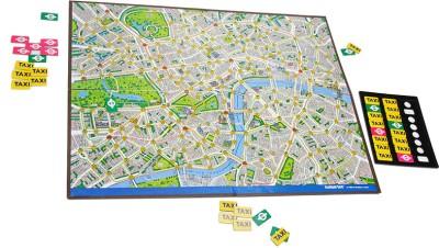Funskool Board Games Funskool Scotland Yard Board Game Board Game